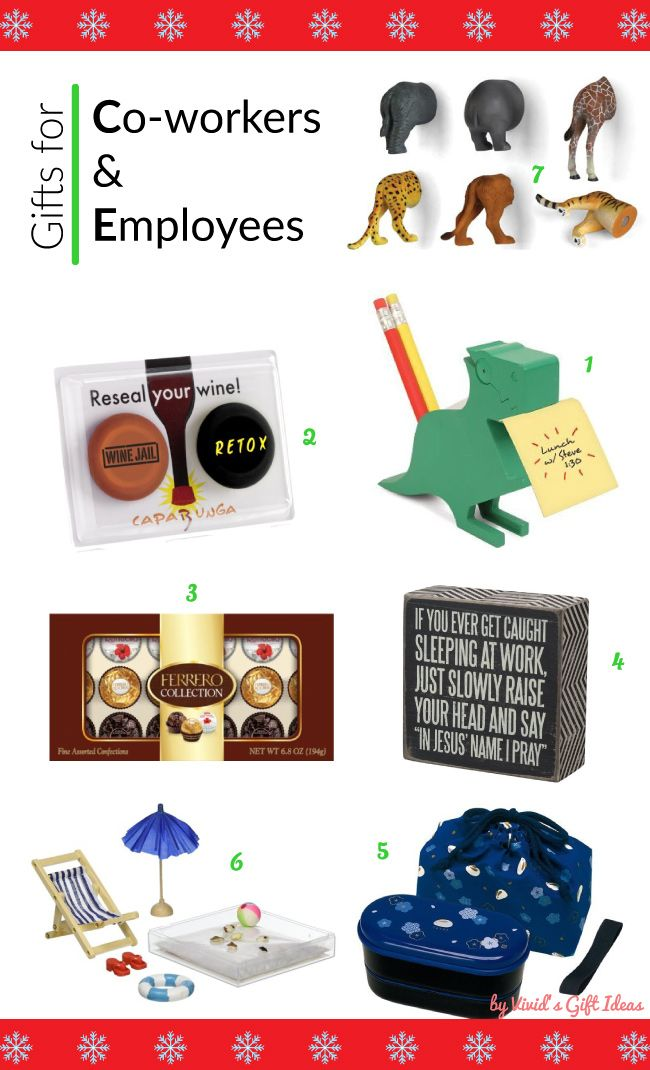 28 Best Christmas Gifts For Office Employees Top Five