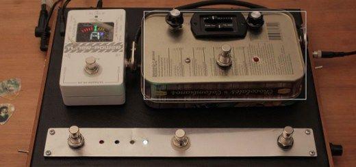Controla el amplificador de tu guitarra eléctrica con Arduino #arduino #makers #diy