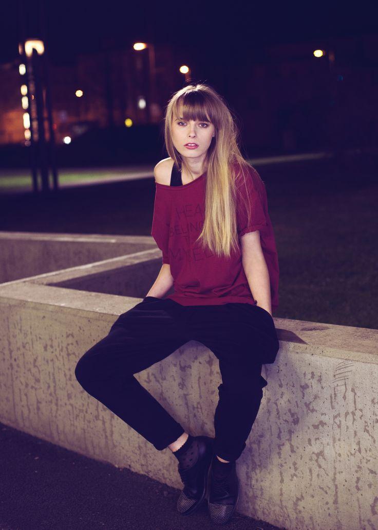 Nell T-Shirt: http://byinsomnia.com/kolekcja/wiosna-lato-2015/nell-t-shirt-my-heart?variant_id=10374