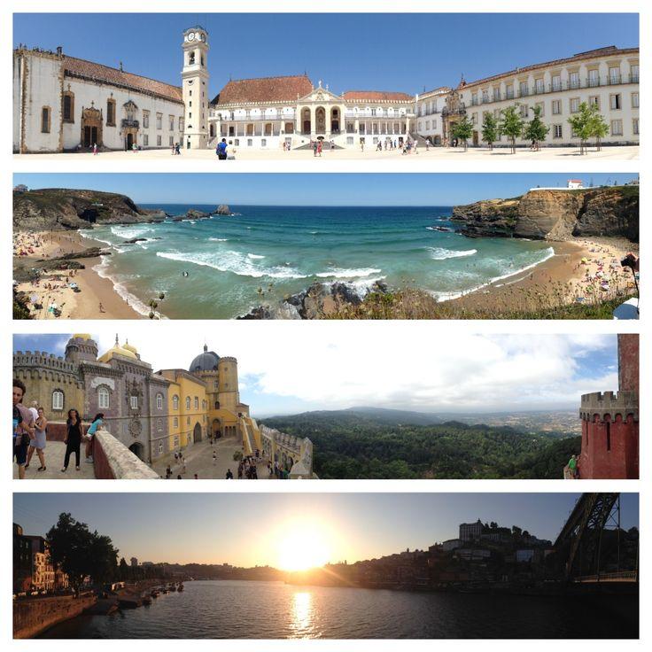 """[""""Raccontaci un po' di questo Portogallo!""""] Frase intramontabile, rompighiaccio di tutti gli incontri post-viaggio, superata solo dalla sempreverde """"Sei tornata?"""", che resta saldamente al 1° posto."""