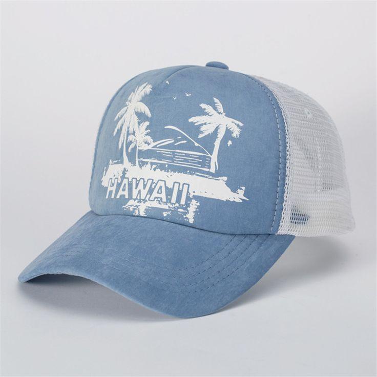 Mesh Breathable Summer Sun Hats For Men Women Holiday Beach Baseball Caps casquette de baseball Outdoor Sports Hats Ajustable  #Affiliate