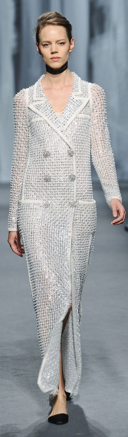 Karl Lagerfeld For Chanel Haute Couture Spring/Summer 2011