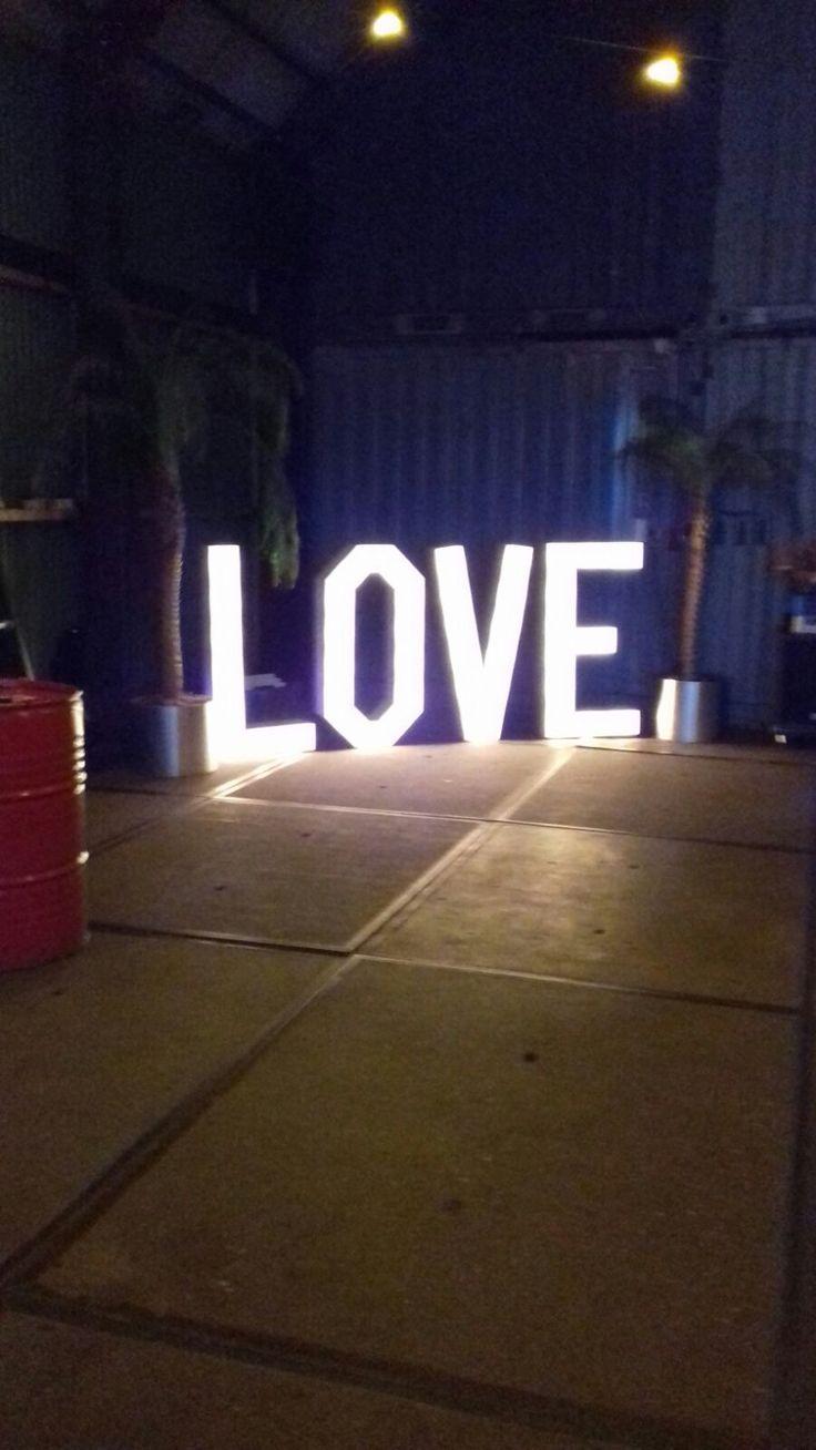 Love letters verlicht❤