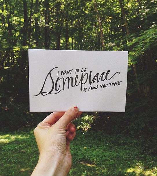 Lyrics by: Jake Bugg  Hand lettering by: Emily Santangelo Instagram: @santangeloo_