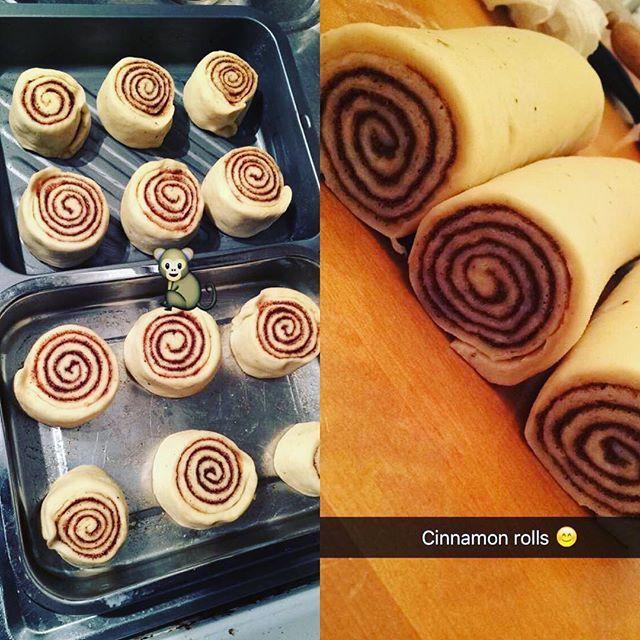 #leivojakoristele #kanelipullahaaste Kiitos @aadamalinen