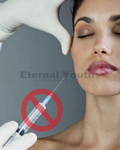 1 unid Boto x Producto de Cuidado de La Piel lavado de Cara Al Instante Sin Edad Concentrado Potente anti-arrugas Anti-envejecimiento