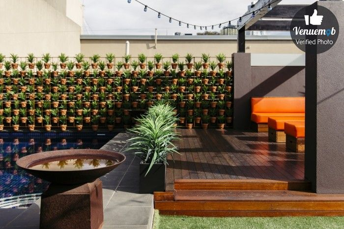 Find the best rooftop bars in Melbourne.
