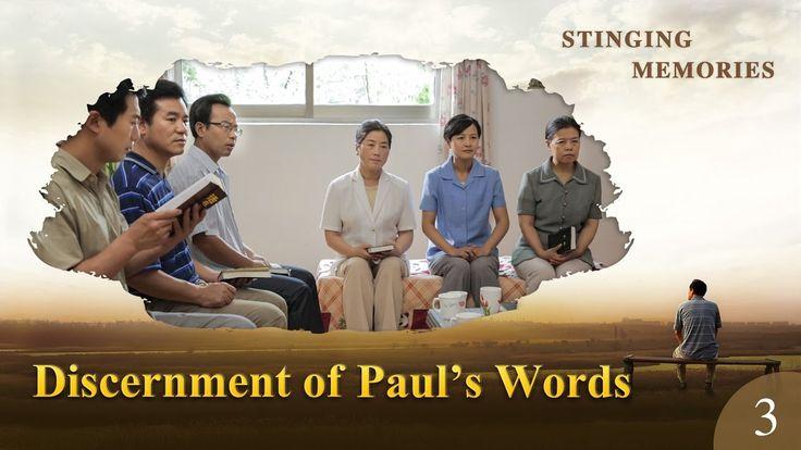 "Gospel Movie ""Stinging Memories"" (3) - Discernment of Paul's Words"