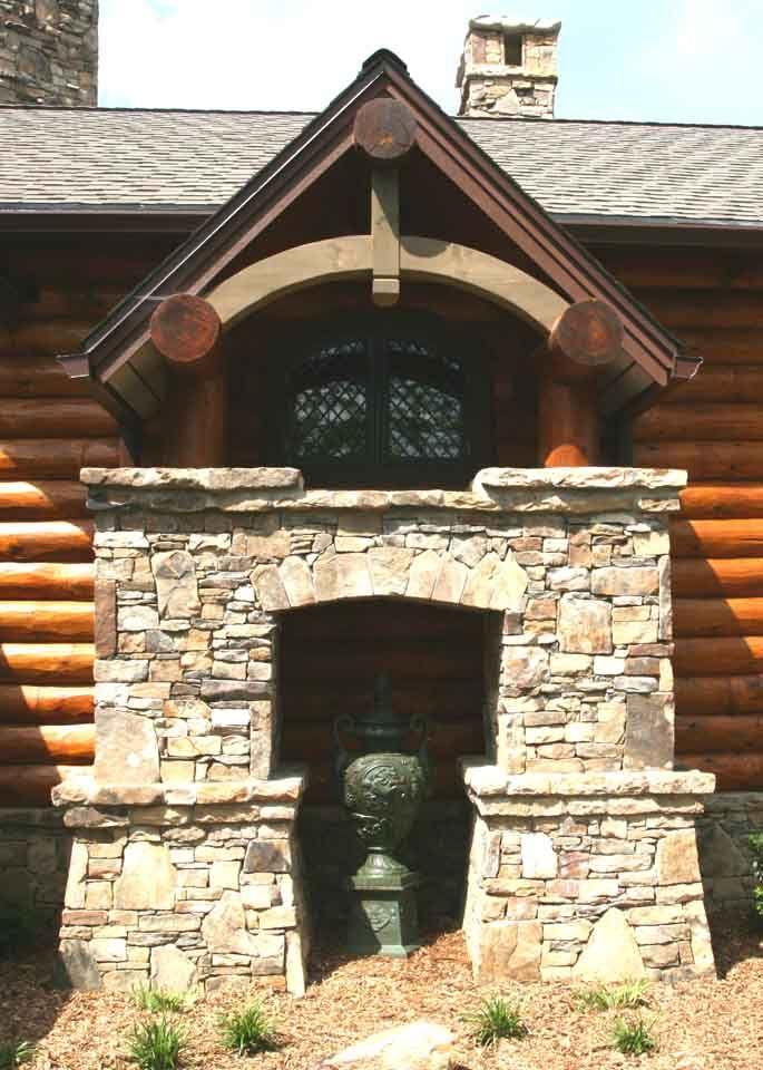 log house architects