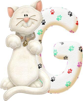 Alfabeto con gatito,,,G.png (337×411)