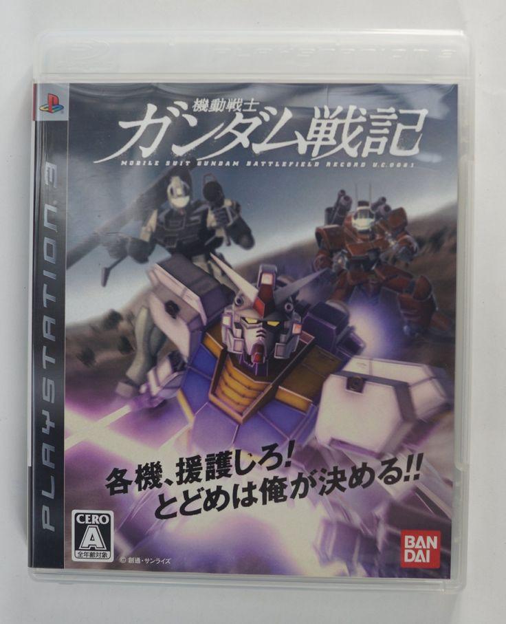 #PS3 Japanese :  Kidou Senshi Gundam Senki Record U.C. 0081 BLJS-10050 http://www.japanstuff.biz/ CLICK THE FOLLOWING LINK TO BUY IT ( IF STILL AVAILABLE ) http://www.delcampe.net/page/item/id,0374127520,language,E.html
