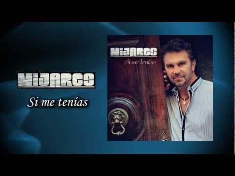 """El nuevo sencillo de Mijares """"Si me tenías"""" se coloca en #1 en el top de Pop Latino en iTunes    ¿Ya las escuchaste?"""