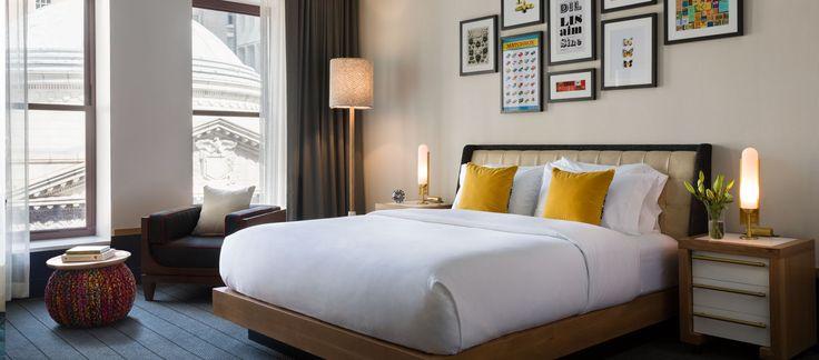 Cleveland, OH hotels. The Kimpton Schofield Hotel. KimptonHotels.com