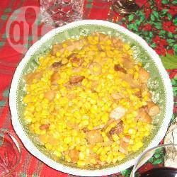 Foto recept: De slankere versie van Succotash