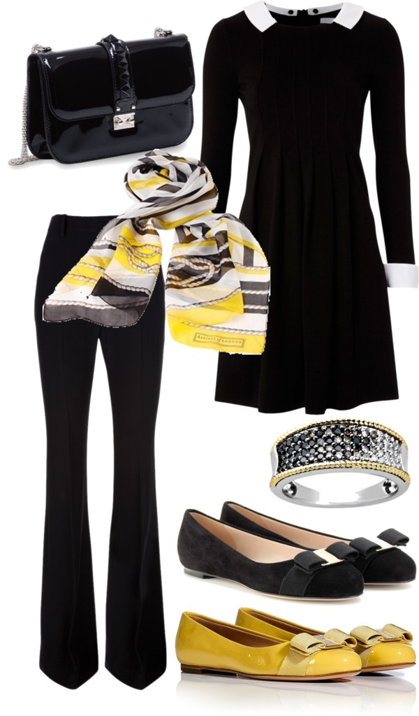 """student hijabi style"" by ilsiyar ❤ liked on Polyvore"