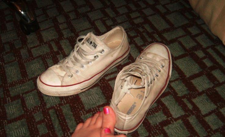 Nare geuren in je schoenen zijn zo weg met deze tip! Heb je de afgelopen dagen schoenen aangehad met het warme weer? Dan is de...