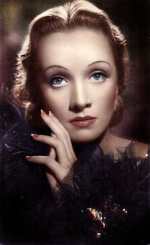 Marlene Dietrich, Caygill Summer