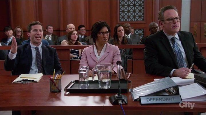 Brooklyn-Nine-Nine-Season-4-Episode-22-12-67f7.jpg 720×404 pixels Rosa diaz pink suit