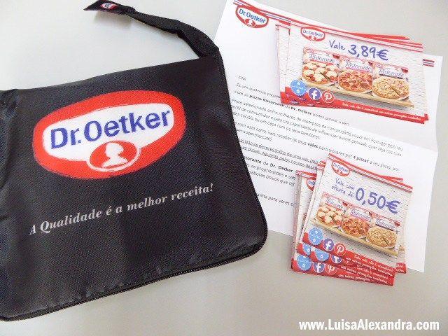 Fui escolhida para mais uma campanha da Youzz Net, desta vez para experimentar as fantásticas Pizzas Dr. Oetker! Além de receber vales para comprar pizzas para experimentar-mos cá em casa, tenho ainda vales de desconto para distribuir pelos amigos que queiram também provas as pizzas Dr. Oetker. Mas o que eu gostei assim mesmo,Read More »