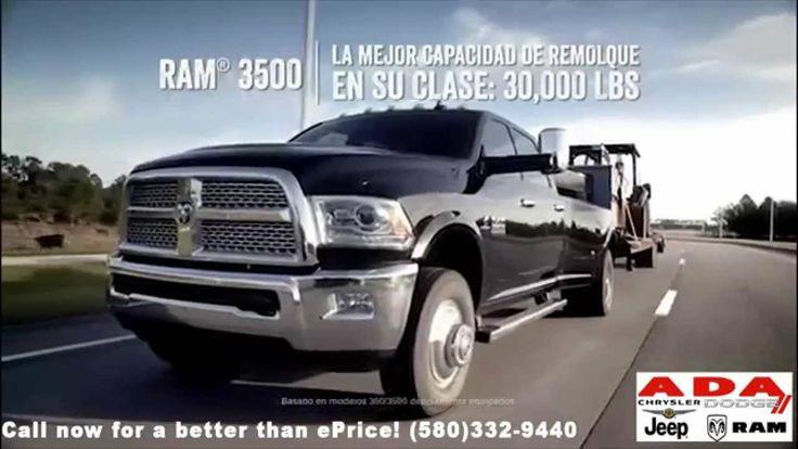 #OklahomaCity , OK #LeaseorBuy 2014 - 2015 Dodge Ram 3500 #Trucks Henryetta | Truck Specials #Ardmore