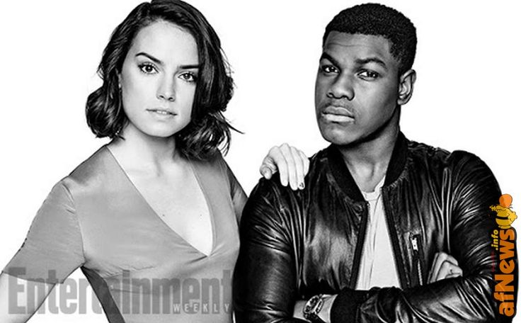 How Daisy Ridley & John Boyega are changing StarWars—and our world - http://www.afnews.info/wordpress/2015/11/13/how-daisy-ridley-john-boyega-are-changing-starwars-and-our-world/