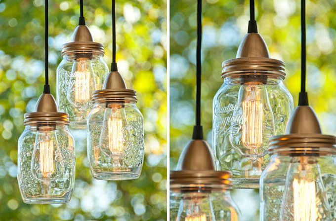 Who knew there were this many amazing ways to re-use a jar? You can do so many wonderful things with them that are perfect for weddings and events!