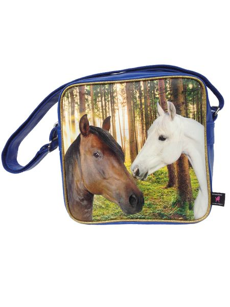 45de0479e36 De Kunstboer KBSB001 Squarebag tas Paarden | De Kunstboer - Paarden,  Schoudertas en Schouderbanden