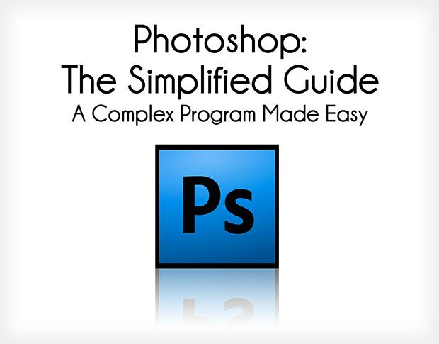 Simplified Guide to Photoshop...includes a FREE PDF download. A great overall overview!