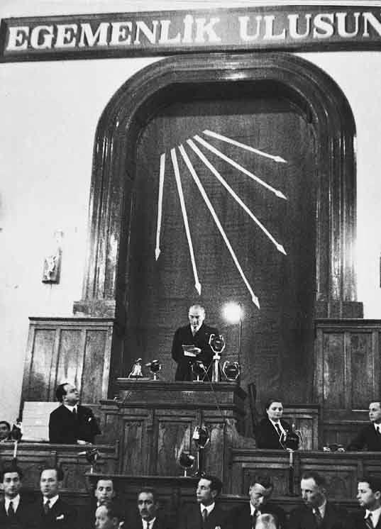 Cumhur Reis Atatürk