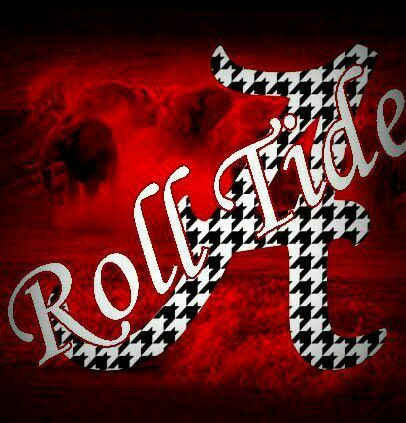 Love some Alabama Crimson Tide Football :>>)