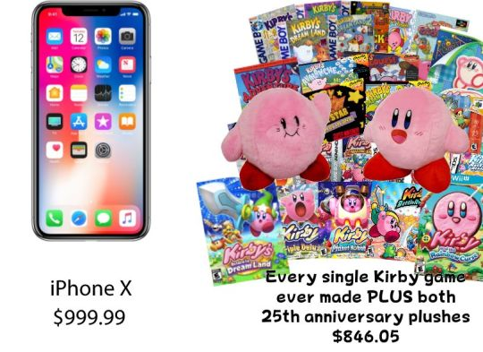 guys is this a real thing because want the kirby pack ande s