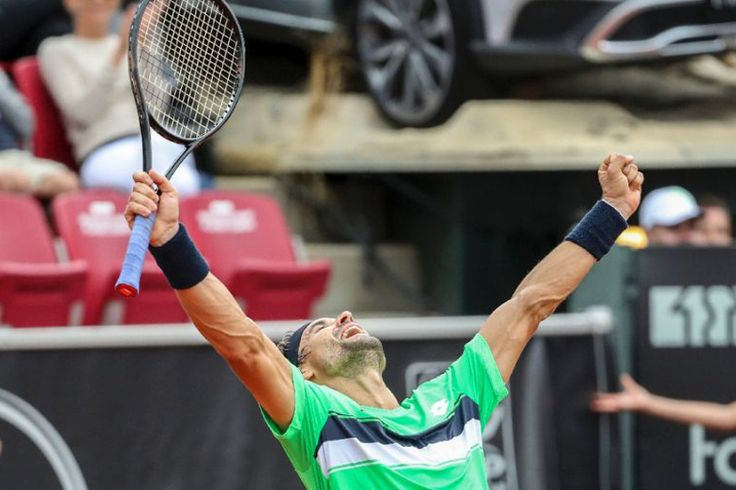 Bastad (Sweden) (AFP) - Spaniard David Ferrer claimed his first ATP Tour title in almost two years by seeing off Alexandr Dolgopolov to win the clay.....