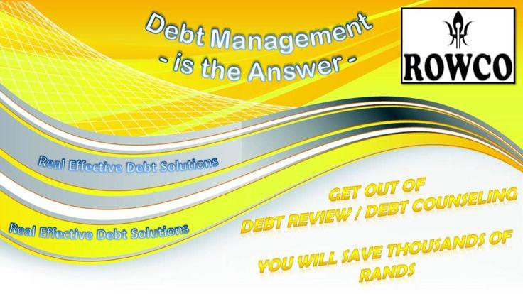 >>>  Debt Management  <<<