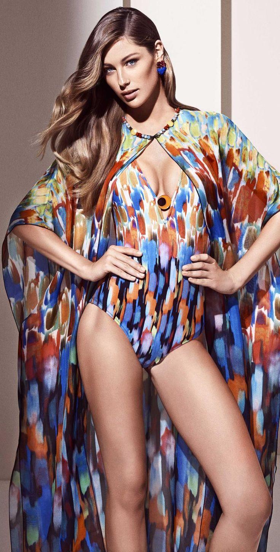 Gideon Oberson 2015 #Donna #Kimono EL5092-15