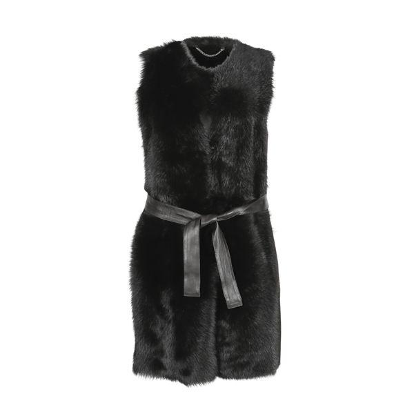 Faux fur vest from #Windsor l #DesignerOutletParndorf