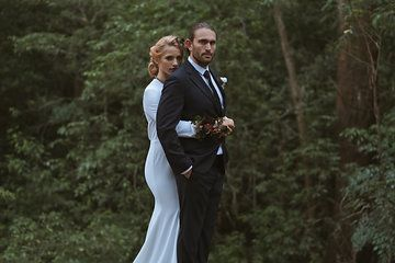 Photo from Elopement Styled Shoot collection by Fox & Kin