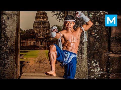 (1) Buakaw Banchamek Muay Thai Training | Muscle Madness - YouTube