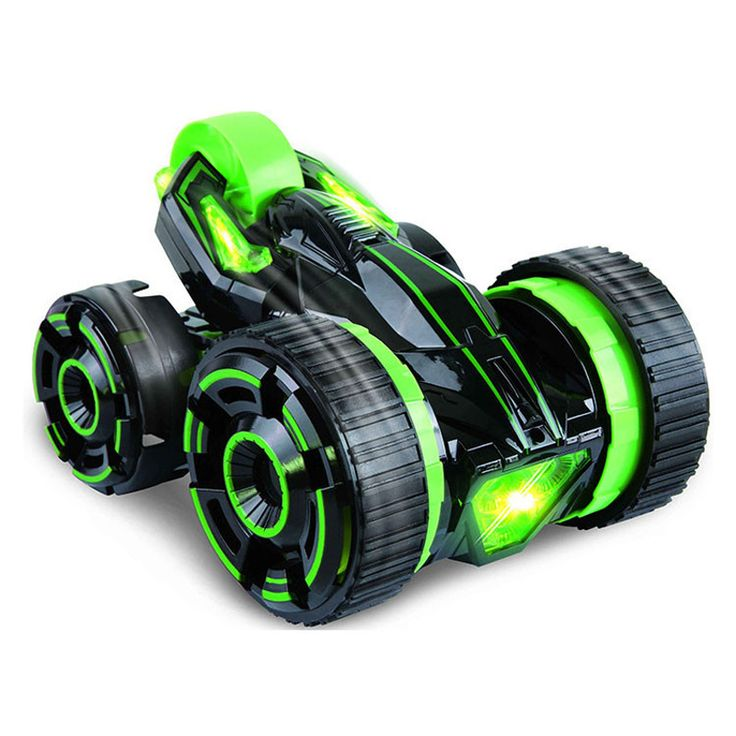 2016 30KM / H high speed remote control car 6CH stunt sport utility vehicle (with LED light + rechargeable battery + charger) //Price: $53.98     #gadgets