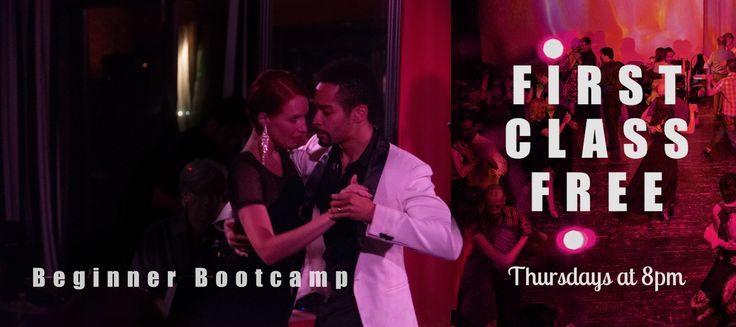 Learn intimate nightclub-style Tango in the Buenos Aires tradition.Our focus is social dancing skills; dancing for fun!