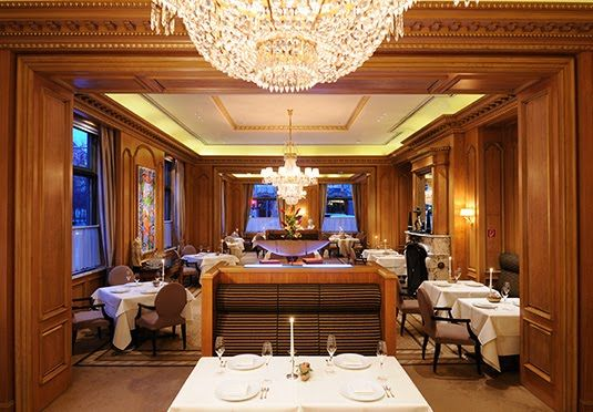 A luxurious five-star superior hotel in the heart of Berlin, with a two Michelin-starred restaurant - includes breakfast