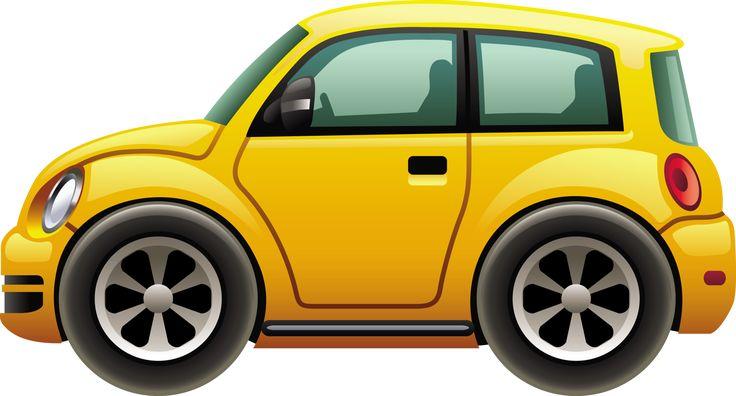 Машина картинка на белом фоне для детей