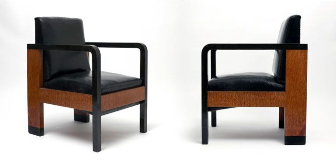 Giuseppe Pagano S Rationalist Furniture Italian Ways
