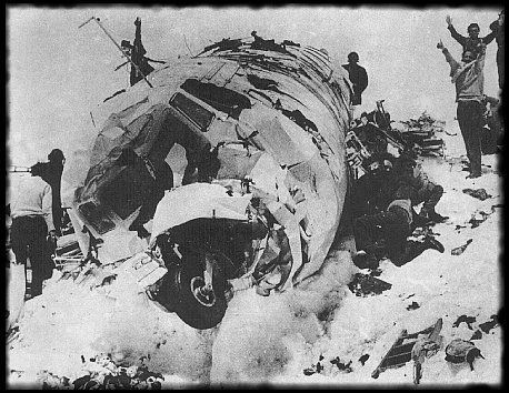 alive andes plane crash   AM ALIVE: SURVIVING THE ANDES PLANE CRASH   HISTORY India TV Channel ...