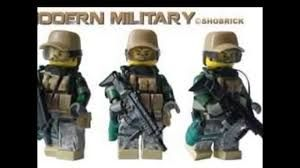 Image result for lego army