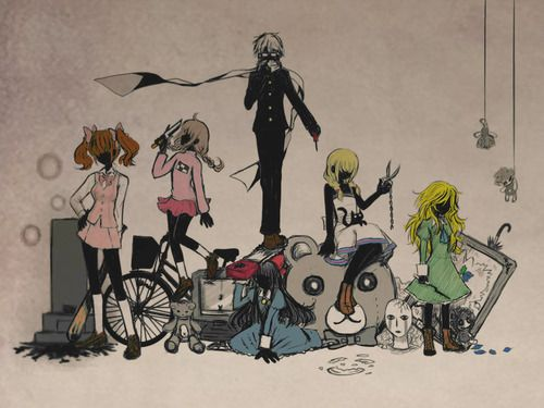 misao game   mad father, misao, Ib, ao oni ,witchs house ,yume nikki