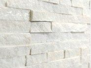 Revestimiento de fachada de piedra natural SCAGLIA BIANCA | Revestimiento de pared de piedra natural by B&B Rivestimenti Naturali