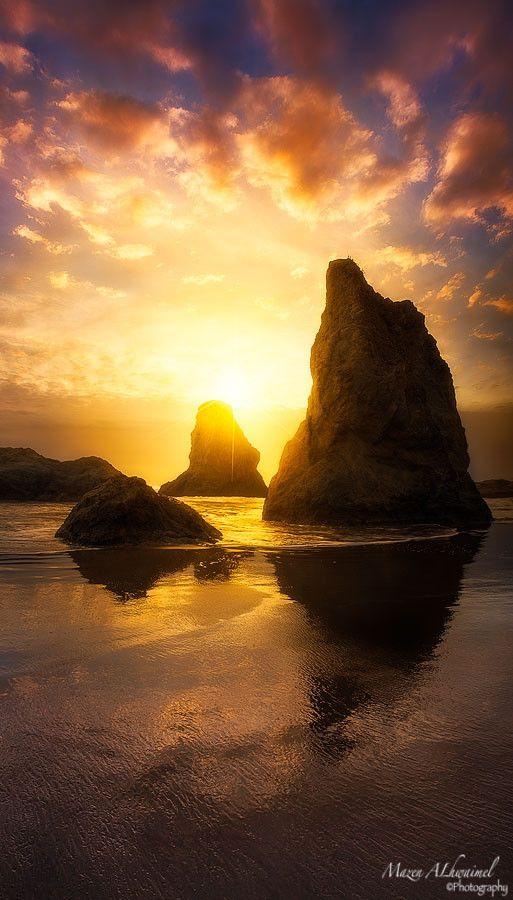 Photo bandon beach, Oregano,  USA,  by mazen A on 500px
