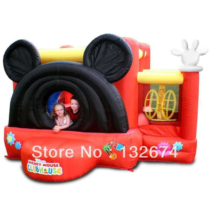 1202.74$  Buy here - http://alinl9.worldwells.pw/go.php?t=1263852219 - Mitch small trampoline, inflatable bouncers, inflatable cartoon children, preschool entertainment equipment, marine ball