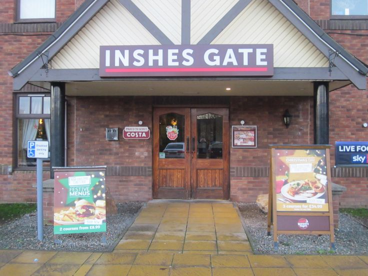 Inshes Gate Brewers Fayre in Inverness