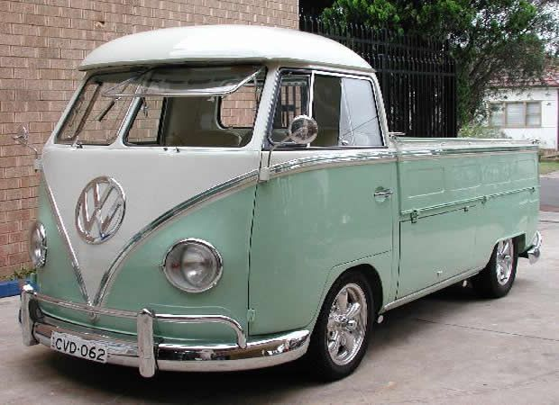 1000 Images About Kombi Single Cab On Pinterest Cars: very light mint green paint